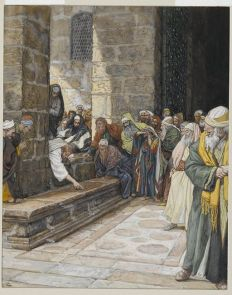 512px-Brooklyn_Museum_-_The_Adulterous_Woman--Christ_Writing_upon_the_Ground_(La_femme_adultère--Christ_écrit_par_terre)_-_James_Tissot