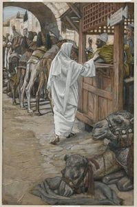 James Tissot [No restrictions or Public domain], via Wikimedia Commons
